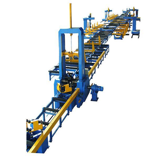 dây chuyền sản suất thép nặng H-beam
